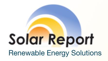 Solar Report installateur d'énergie solaire